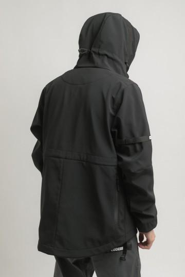 Куртка Safe 3 COR Черный Софтшелл