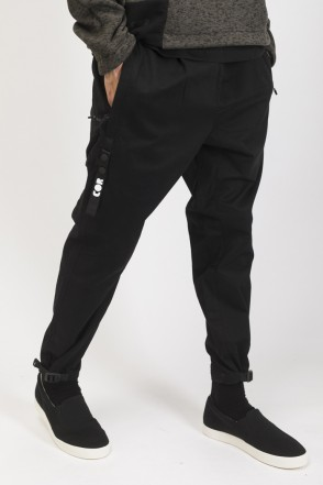 CRP-002 COR Pants Black