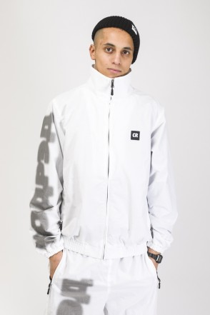 Train Up Winter Jacket White