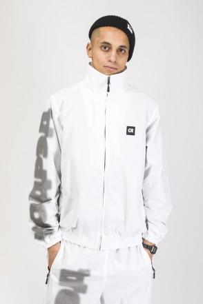 Train Up Winter Jacket White