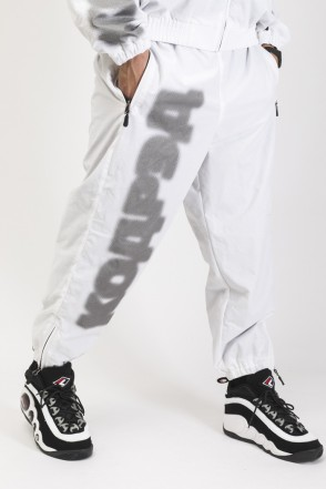 Train Low Winter Pants White