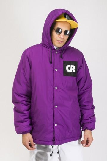 Куртка Winter Coach CR Фиолетовый