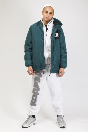 Куртка Winter Coach CR Морская волна