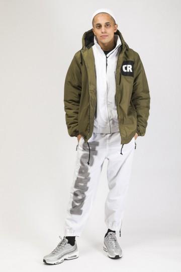 Куртка Winter Coach CR Зеленый Темный