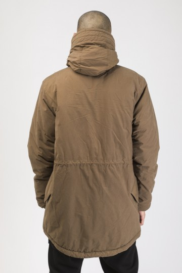 Shadow 3 Jacket Light Brown Membrane