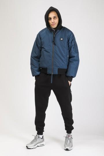 Куртка Bomber + Деним