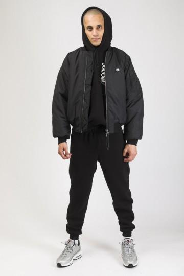 Куртка Bomber + Черный