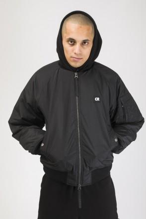 Bomber + Winter Jacket Black