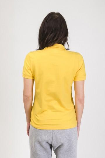 Поло Side Желтый Теплый
