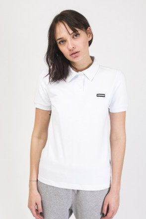 Side Polo White