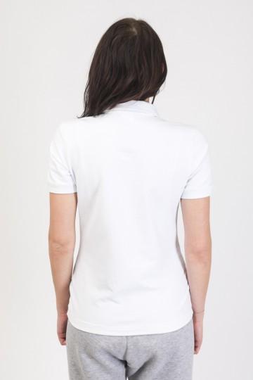 Поло Side Белый