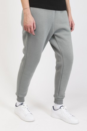 Basic Lady Wide Pants Ash Gray