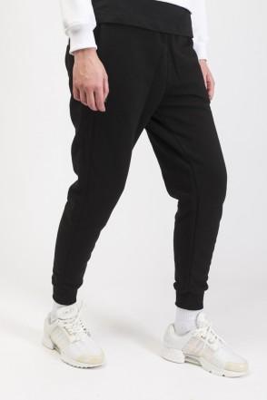 Basic Lady Wide Pants Black