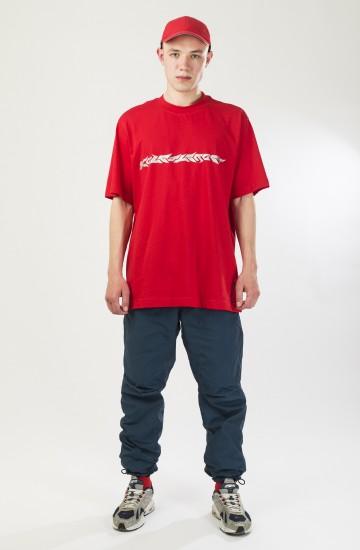Футболка T-Shirt Blaster Font Красный