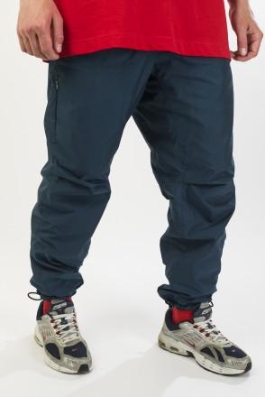 Штаны утепленные Basement Pants Деним