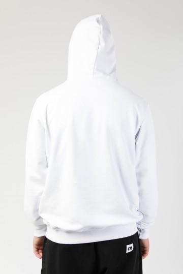 Толстовка Base Hoodie Summer Белый Logo R