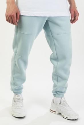 Runner Pants Light Blue-Gray