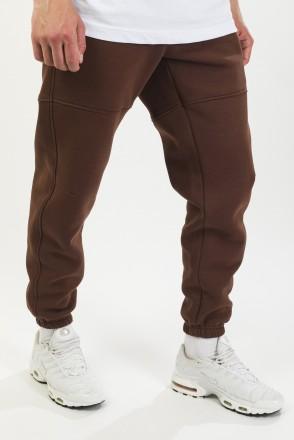 Runner Pants Brown