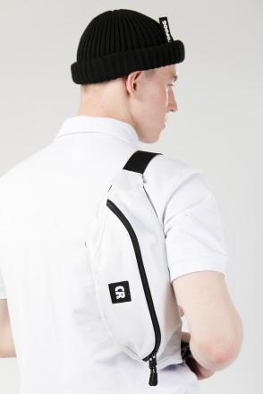 Hip Bag Large White
