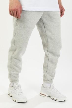 Runner Pants Gray Melange