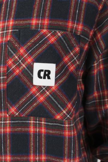 Рубашка Harbor Slim Синий чернильный/Красный/Белый/Желтый