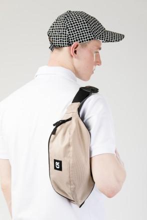 Hip Bag Large Beige