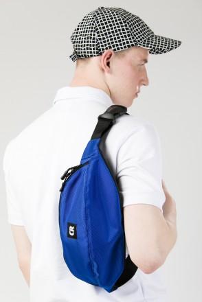 Hip Bag Large Cornflower Blue