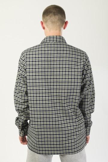 Рубашка Harbor Slim Синий чернильный/Молочный/Песочный/Зеленый