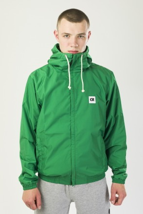 Break Windbreaker Bright Green