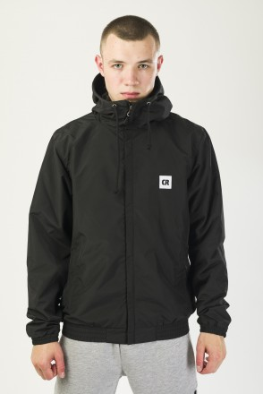 Break Windbreaker Black