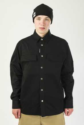 Heavy Shirt Black