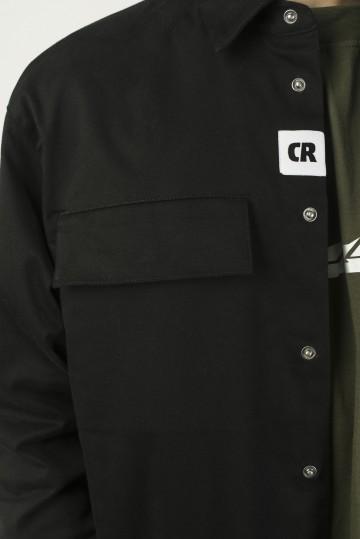Рубашка Heavy Shirt Черный