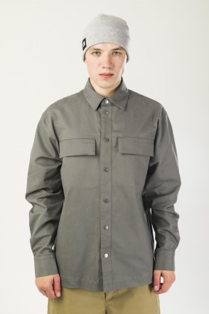 Heavy Shirt Mouse Gray