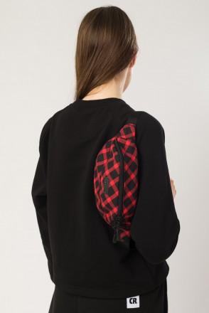 Hip Bag Black/Red