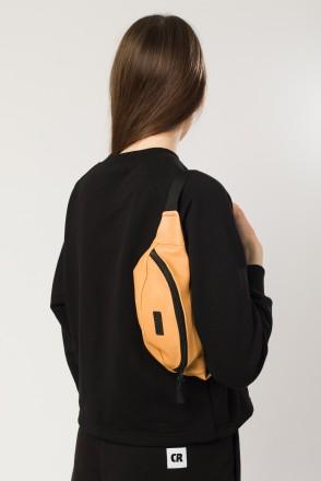 Hip Bag Sandy Art. Leather