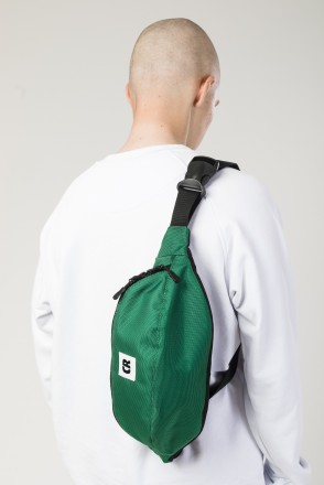 Hip Bag Large Green CR