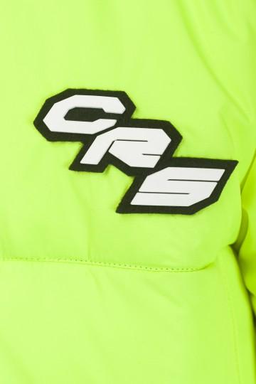 Куртка Puffed Флюр Лимон