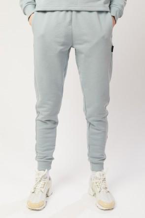 Basic Lady Summer Pants Ash Gray