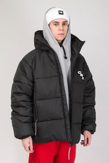 Куртка Puffed Черный