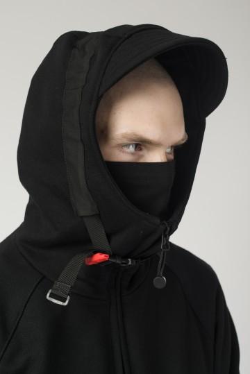 Толстовка Zip 3 COR Черный