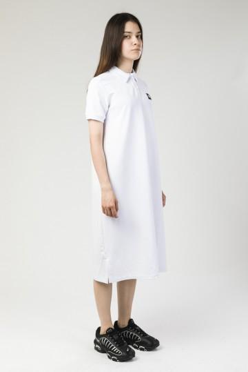 Платье с коротким рукавом Direct Белый