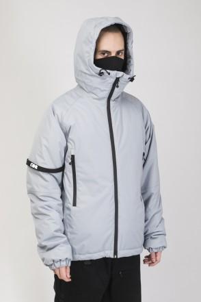 Nib 3 COR Jacket Light Gray