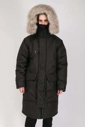 Fire 2 COR Jacket Black