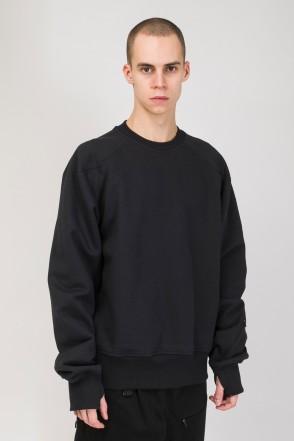 WSL COR Crew-neck Black