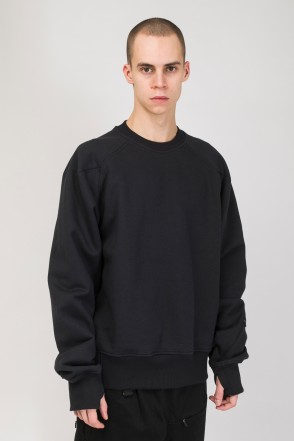 WSL COR Crew-neck Black