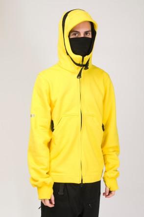 Hood Cut COR Hoodie Yellow