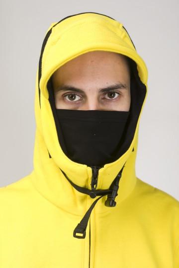 Толстовка Hood Cut COR Желтый Свежий