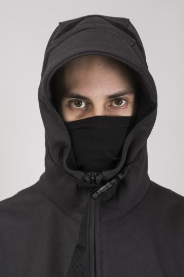 Толстовка Hood Cut COR Антрацит Темный