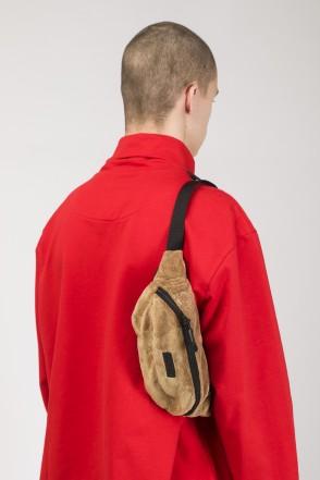 Сумка поясная Hip Bag Рыжий Мех