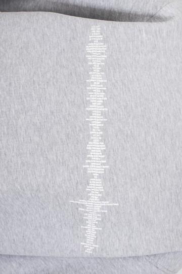 Sleeve Crew-neck CODERED × The Flow